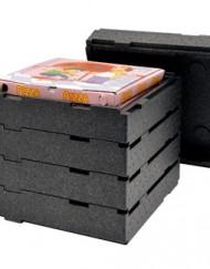 Contenedor isotérmico extensible pizzas o tartas