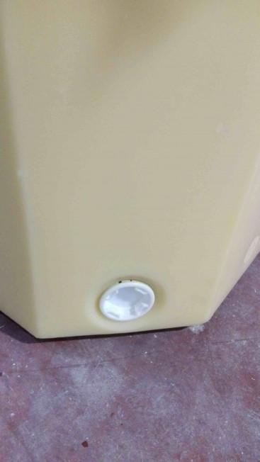 contenedor isotérmico atp desague
