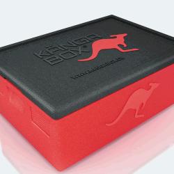 Thermobox contenedor isotérmico 60x40 pastelería panadería