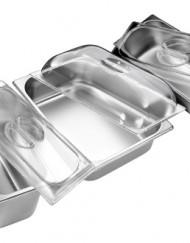 Cubetas para helado Gastronorm