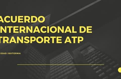unidad isoterma ATP